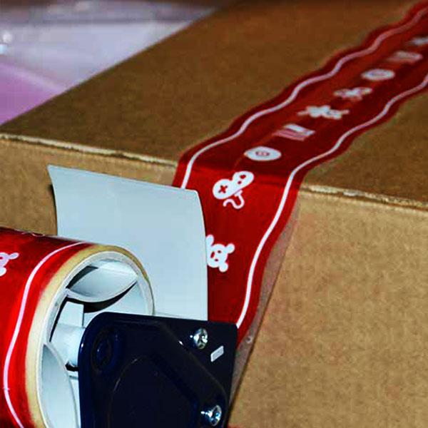 Printape, Nastro adesivo personalizzato, Nastri adesivo personalizzato