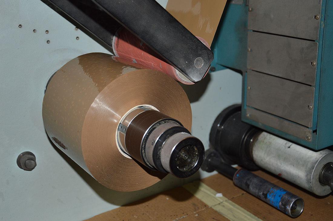 printape produzione nastri adesivi personalizzati