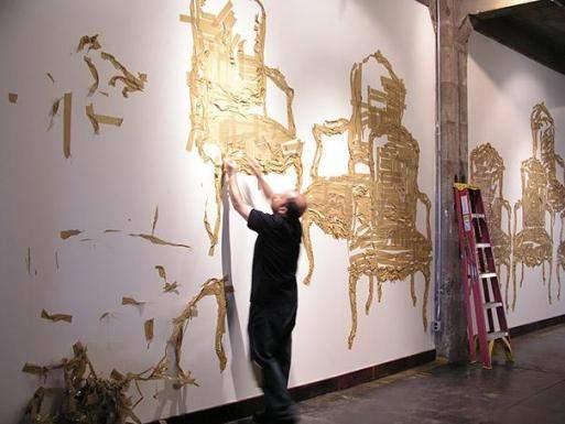 Arte e Nastri Adesivi