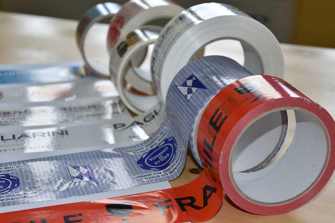 produzione nastri adesivi personalizzati verona