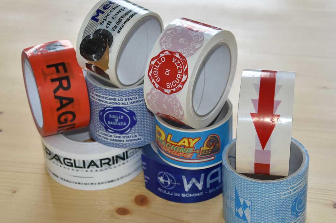 Nastri adesivo personalizzato