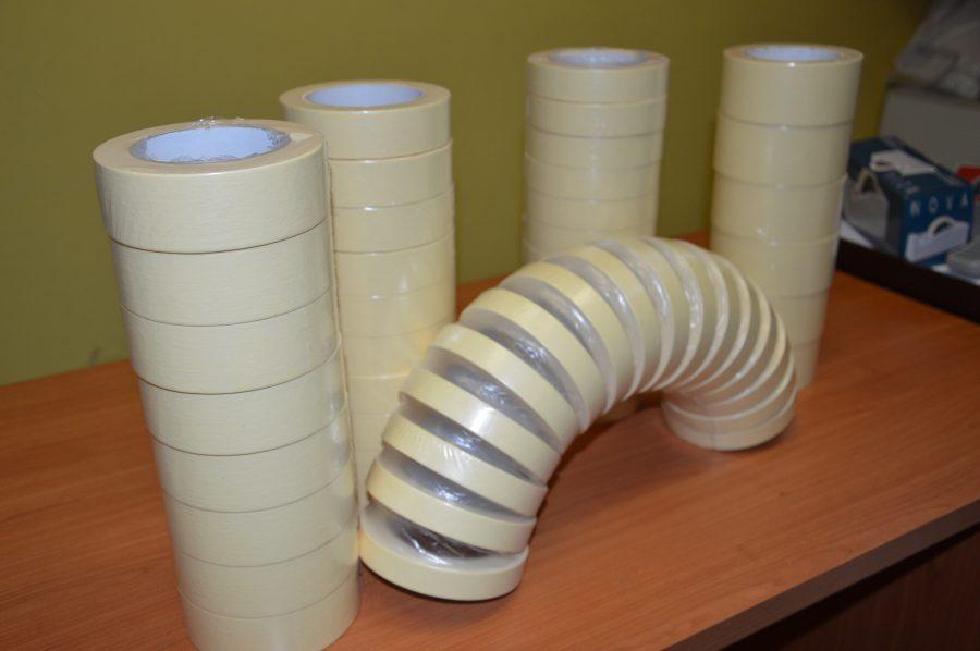 struttura nastro adesivo