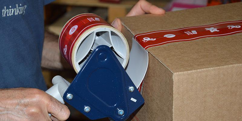 imballaggio personalizzato
