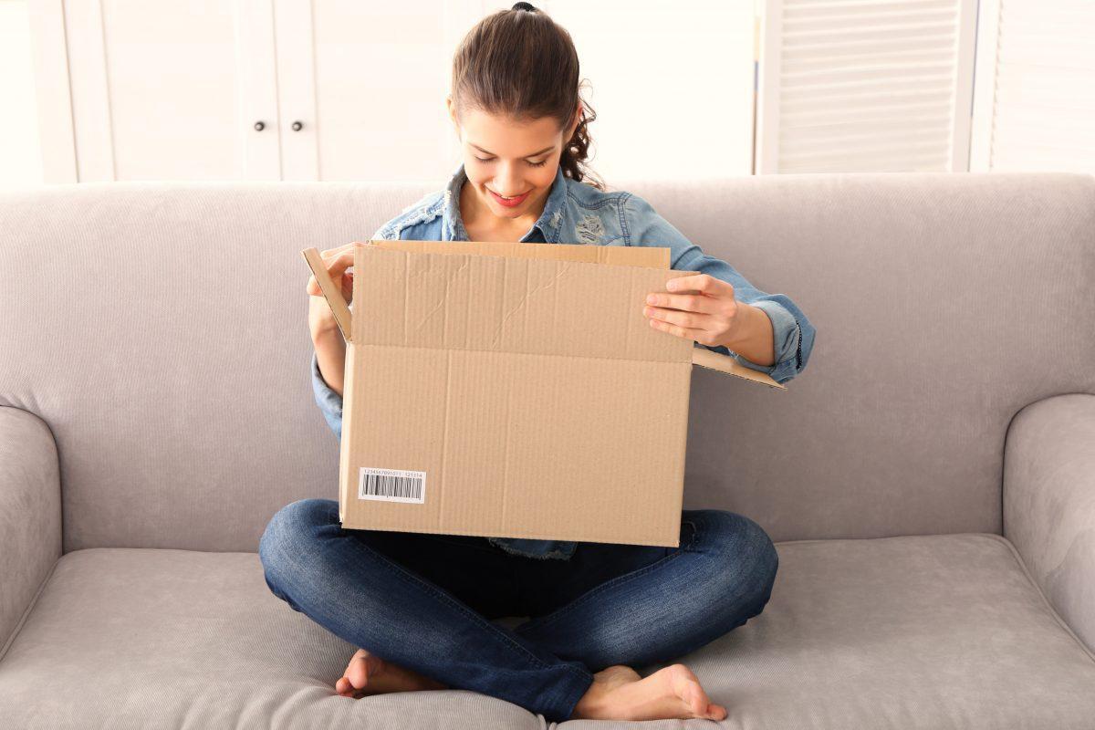 imballaggio e-commerce