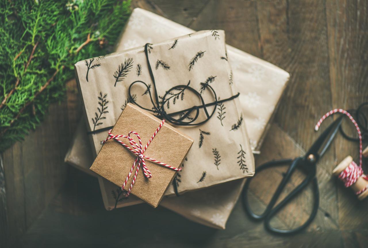 Packaging per le Festività